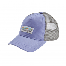 Women's Pastel P-6 Label Layback Trucker Hat by Patagonia in Sioux Falls SD