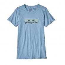 Women's Pastel P-6 Logo Cotton Crew T-Shirt