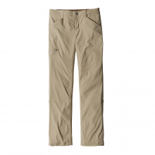 Women's Quandary Pants by Patagonia in Stowe Vt