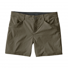 Women's Quandary Shorts - 5 in. by Patagonia in Bend Or