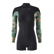 Women's R1 Lite Yulex FZ L/S Spring Suit by Patagonia