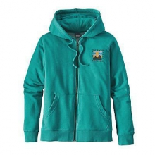 Women's Ridge Rise MW Full-Zip Hoody by Patagonia