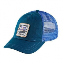 Women's Ridge Rise Patch Layback Trucker Hat by Patagonia
