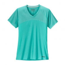 Women's S/S Windchaser Shirt by Patagonia in Campbell CA