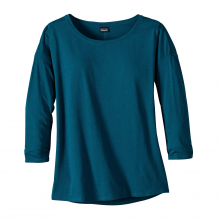 Women's Shallow Seas 3/4 Sleeved Top by Patagonia