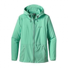 Women's Stretch Terre Planing Hoody by Patagonia