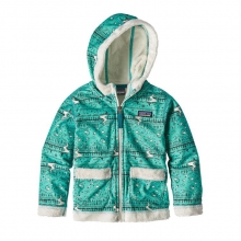 Baby Fuzzy Lop Hoody by Patagonia