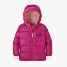 Baby Hi-Loft Down Sweater Hoody by Patagonia