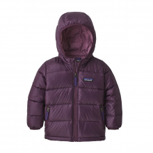 Baby Hi-Loft Down Sweater Hoody by Patagonia in Squamish Bc