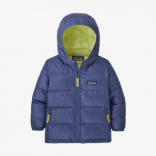 Baby Hi-Loft Down Sweater Hoody by Patagonia in Sioux Falls SD