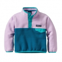 Baby LW Synchilla Snap-T Pullover by Patagonia