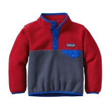 Baby LW Synchilla Snap-T Pullover by Patagonia in Columbus Ga