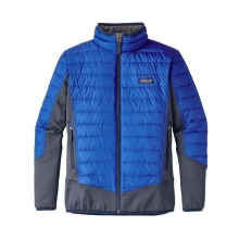 Boys' Down Hybrid Jacket