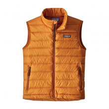 Boys' Down Sweater Vest by Patagonia in Sioux Falls SD