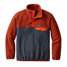 Boys' LW Synch Snap-T P/O by Patagonia in Madison Al