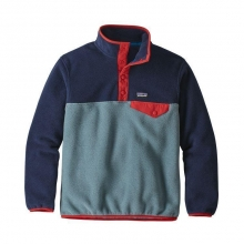 Boys' LW Synch Snap-T P/O by Patagonia in Seward Ak