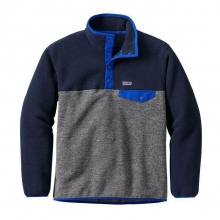Boys' LW Synch Snap-T Pullover by Patagonia