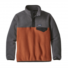 Boys' LW Synch Snap-T P/O by Patagonia in Hope Ar