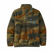 Boys' LW Synch Snap-T P/O by Patagonia in Denver CO
