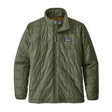 Boys' Nano Puff Jacket by Patagonia in Jonesboro Ar