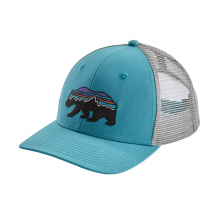 Fitz Roy Bear Trucker Hat by Patagonia in Truckee Ca