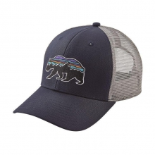 Fitz Roy Bear Trucker Hat by Patagonia in Great Falls Mt