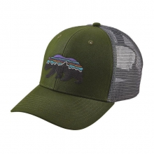 Fitz Roy Bear Trucker Hat by Patagonia in Fairview Pa