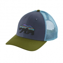 Fitz Roy Bear Trucker Hat by Patagonia in Durango Co