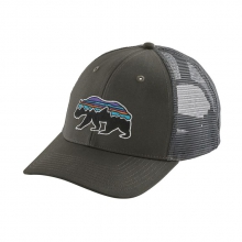 Fitz Roy Bear Trucker Hat by Patagonia in Iowa City IA