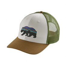Fitz Roy Bear Trucker Hat by Patagonia
