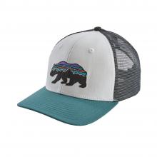 Fitz Roy Bear Trucker Hat by Patagonia in Arcata Ca