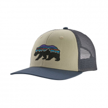 Fitz Roy Bear Trucker Hat by Patagonia in Fort Smith Ar