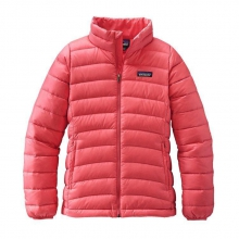 Girls' Down Sweater by Patagonia in West Hartford Ct
