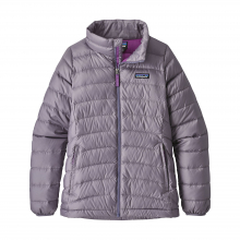 Girls' Down Sweater by Patagonia in Victoria Bc