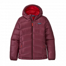 Girls' Hi-Loft Down Sweater Hoody by Patagonia in Sioux Falls SD
