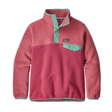 Girls' LW Synch Snap-T P/O by Patagonia in Ridgway Co