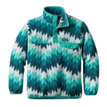 Girls' LW Synch Snap-T Pullover