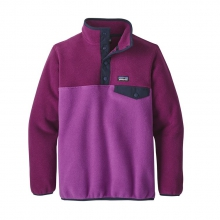 Girls' LW Synch Snap-T P/O by Patagonia in Berkeley Ca