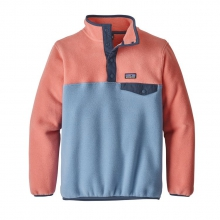 Girls' LW Synch Snap-T P/O by Patagonia in Red Deer Ab