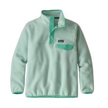 Girls' LW Synch Snap-T P/O by Patagonia in Glenwood Springs CO