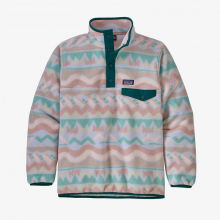 Girls' LW Synch Snap-T P/O by Patagonia in Sioux Falls SD