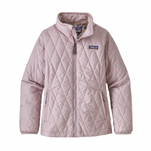 Girls' Nano Puff Jacket by Patagonia in Delray Beach Fl