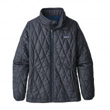 Girls' Nano Puff Jacket by Patagonia in Florence Al