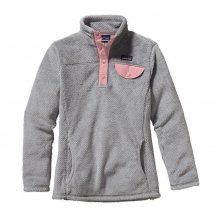 Girls' Re-Tool Snap-T Pullover by Patagonia in Rapid City Sd