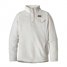 Girls' Re-Tool Snap-T Pullover by Patagonia in Charlotte Nc
