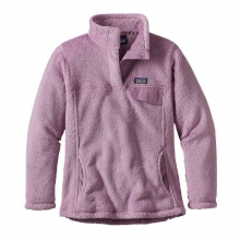 Girls' Re-Tool Snap-T Pullover by Patagonia