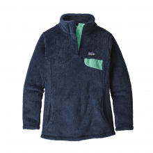 Girls' Re-Tool Snap-T P/O by Patagonia in Anchorage Ak