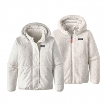 Girls' Reversible Dream Song Hoody by Patagonia in Highland Park Il