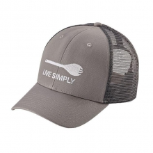 Live Simply Spork Trucker Hat by Patagonia in Oro Valley Az