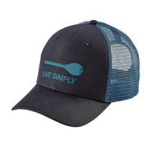 Live Simply Spork Trucker Hat